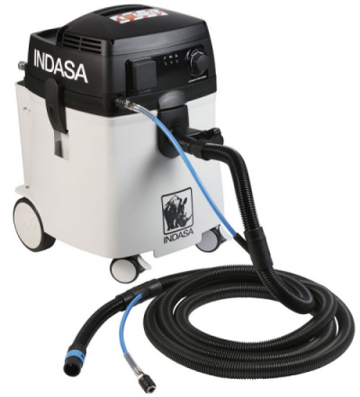 Indasa Mobile Vacuum Dust Extraction Unit With Hose